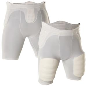Adams Adult 644 6-Pocket Football Girdles
