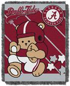 Northwest NCAA Alabama Crimson Tide Baby Throw