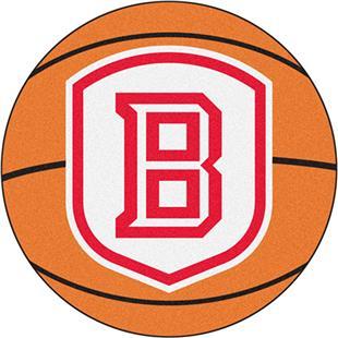 Fan Mats Bradley University Basketball Mat
