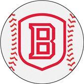 Fan Mats Bradley University Baseball Mat