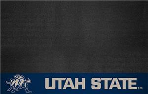 Fan Mats Utah State University Grill Mat