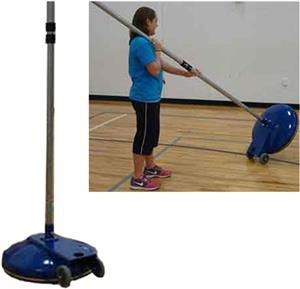 Bison Indoor/Outdoor Portable Weighted Bases
