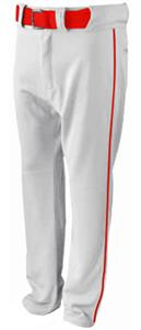 Martin Baseball Belt Loop Pants w/Piping