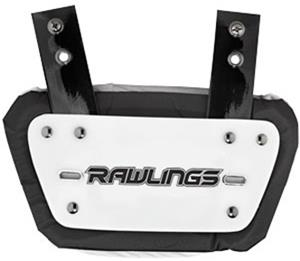 Rawlings Adult Front Sternum Kick Plate Football