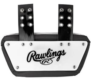 Rawlings Adult Rear Kick Plate Lower Back Football