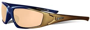 Maxx MLB Milwaukee Brewers Viper Sunglasses