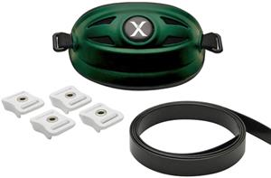Xenith Hybrid Chin Cup and Straps