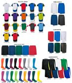 High Five VELOCITY Soccer Jersey Uniform Kits