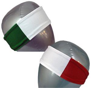 Svforza Italy Country Flag Headbands