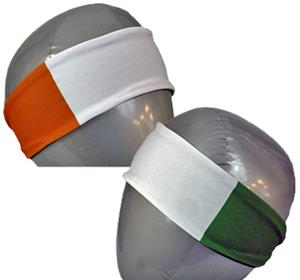 Svforza Ivory Coast Country Flag Headbands