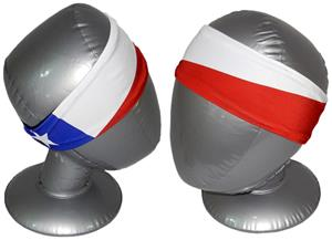 Svforza Chile Country Flag Headbands