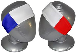 Svforza France Country Flag Headbands