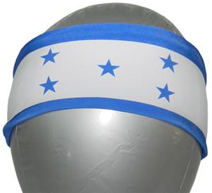 Svforza Honduras Country Flag Headbands