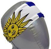 Svforza Uruguay Country Flag Headbands