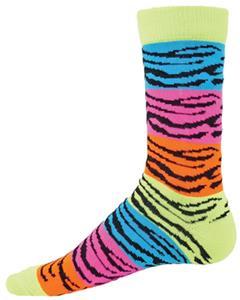 Redlion Rainbow Tiger Crew Socks