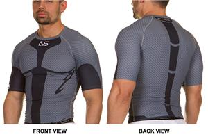 Neo Athletic Neo Motion Athletic Compression Shirt