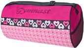 Sassi Designs Dots and Hearts Gymnast Bag