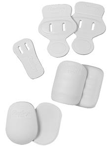 Youth 7 Piece Slotted Football Pad Set