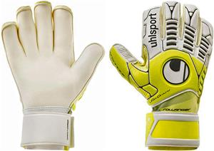 Uhlsport Ergonomic Soft RF Soccer Goalie Gloves