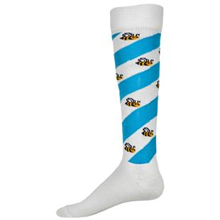 Red Lion Bumble Over-the-Calf Knee Hi Socks