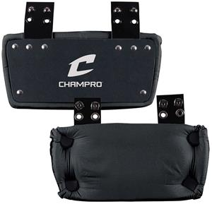 Champro Shock Wave Football Back Plate