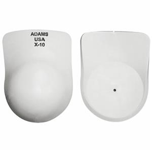 Adams Adult X-10 2-Pc Football Knee Pad Sets