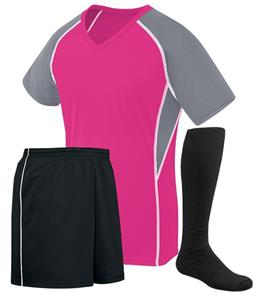 High 5 EVOLUTION Women's Soccer Jersey Uniform Kit