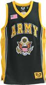 Rapid Dominance Army Military Basketball Jersey