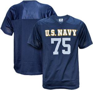 Rapid Dominance Navy Practice Football Jersey