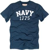 Rapid Dominance Long Beach Navy Military Tees