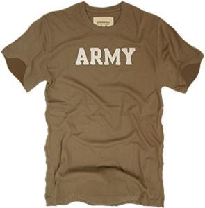 Rapid Dominance Oceanside Army Military Tees