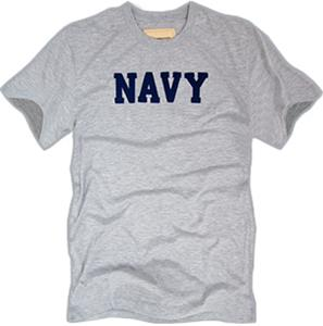Rapid Dominance Oceanside Navy Military Tees