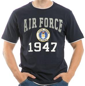 Rapid Dominance Pitch Double Layer Air Force Tee