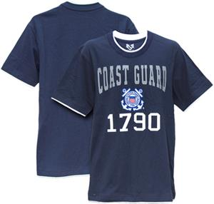 Rapid Dominance Pitch Double Layer Coast Guard Tee