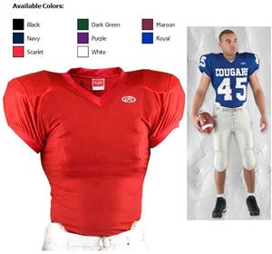 Adult Full Length Compression Fit Football Jersey