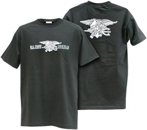 Rapid Dominance Navy Seal Classic Military Tee