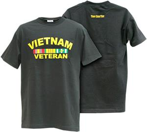 Rapid Dominance Vietnam Vet Classic Military Tee