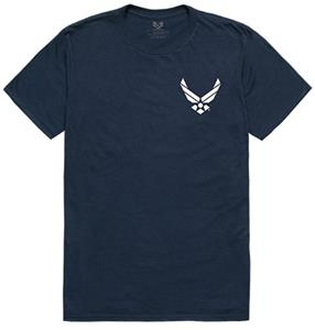 Rapid Dominance Air Force Basic Military Tee