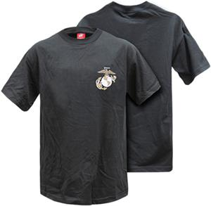 Rapid Dominance Marines Basic Military Tee