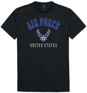 Rapid Dominance Air Force 30 Single Military Tee