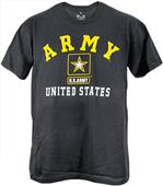 Rapid Dominance Army 30 Single Military Tee