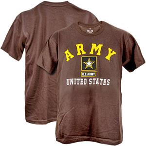 Rapid Dominance Army 4 30 Single Military Tee