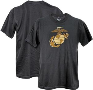 Rapid Dominance US Marine 2 30 Single Military Tee