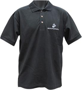 Rapid Dominance Marines Embroidered Polo Shirt