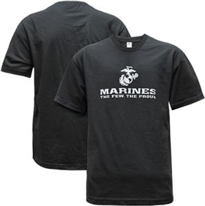 Rapid Dominance Marines Military The Few Tee