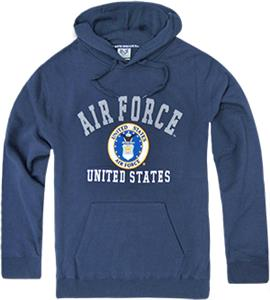 Rapid Dominance Air Force Pullover Hoodies