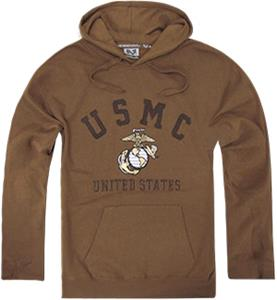 Rapid Dominance Marines Pullover Hoodies