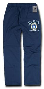 Rapid Dominance Air Force Military Fleece Pants