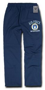 Rapid Dominance Air Force Military Fleece Pants