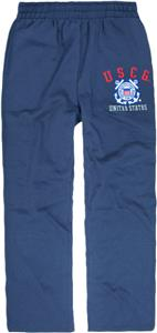 Rapid Dominance Coast Guard Military Fleece Pants
